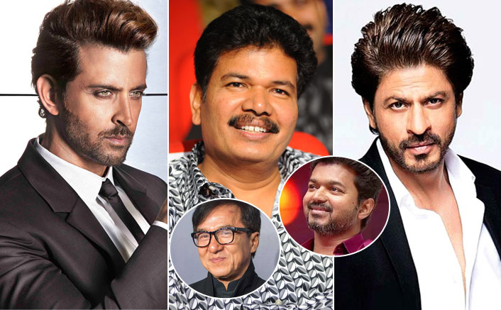BREAKING: Not Hrithik Roshan But Shah Rukh Khan Roped In For Shankar's Next Alongside Jackie Chan & Thalapathy Vijay?