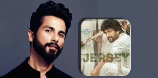 It's Official! Post Kabir Singh, Shahid Kapoor Signs Nani's Jersey Remake; Release Date REVEALED