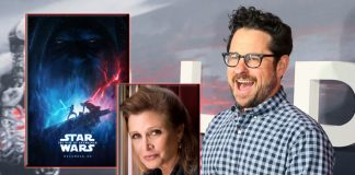 Carrie Fisher is heart of 'Rise of Skywalker': J.J. Abrams