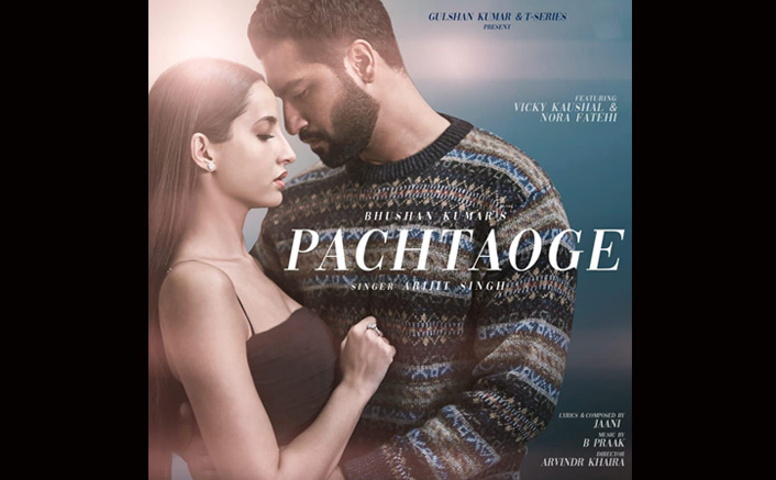 Checkout: First Look Of Vicky Kaushal And Nora Fatehi From Pachtaoge