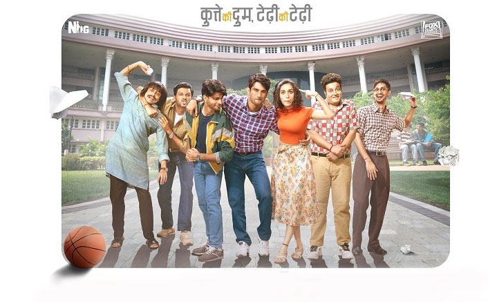 Chhichhore New Poster Out! Sushant Singh Rajput, Shraddha Kapoor & Friends In A 'Before & After' Done Well
