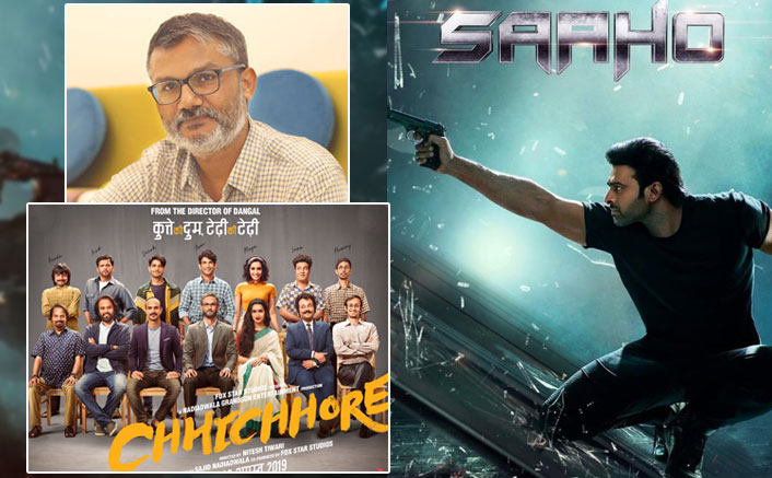 Saaho VS Chhichhore Clash: Director Nitesh Tiwari Expresses His Disappointment!