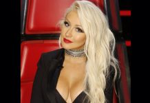 Christina Aguilera escaped chaotic household with music