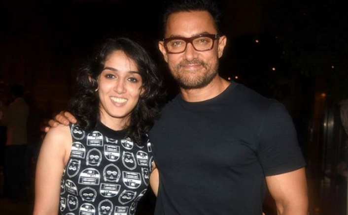 Clicked: Aamir Khan's Daughter Ira In 'Jaw-Dropping' Avatar