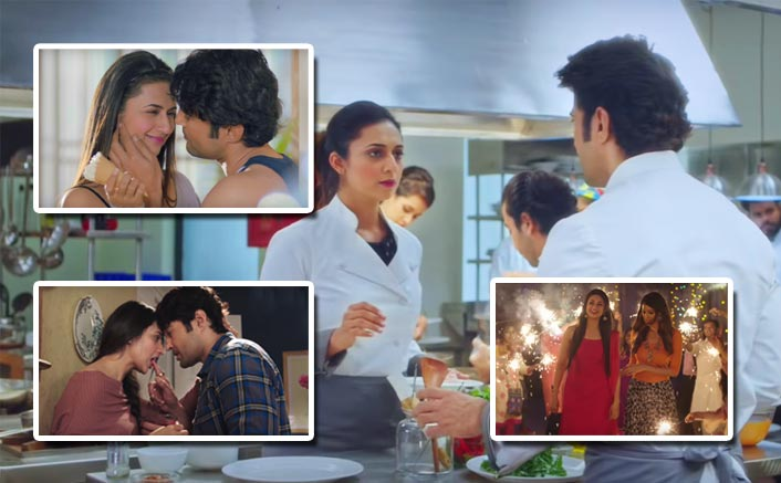 Coldd Lassi Aur Chicken Masala Song Alvida Phir Kyu Kaha: Divyanka Tripathi & Rajeev Khandelwal's Chemistry Will Make Miss Your College Romance
