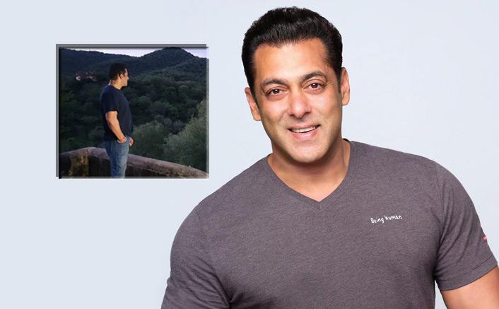 Dabangg 3: Salman Khan Enjoys The Sight Of Beautiful Nature In These Photos From Jaipur