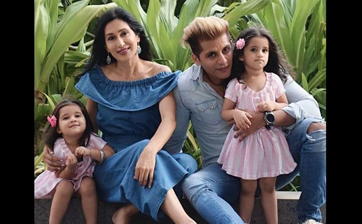 Daddy Cool Karanvir Bohra Has Different Birthday Plans With Daughters Bella & Vienna!