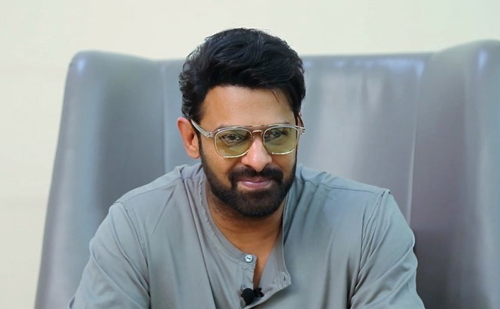 Prabhas Fans, Listening? You Can Meet The Saaho Actor! Here's How