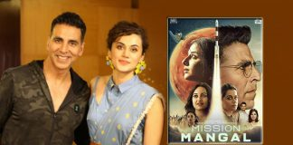 Mission Mangal: Post Whopping 300 Crores At Box Office, Akshay Kumar-Taapsee Pannu Are Excited For Its Hotstar Premiere!