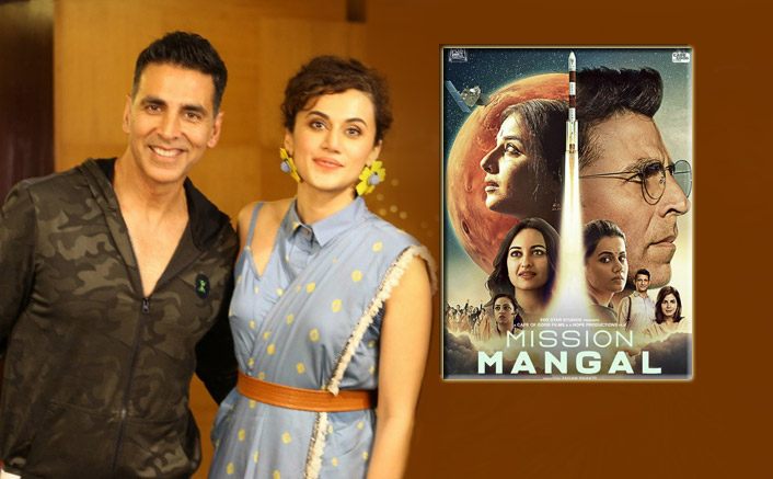 Did Taapsee Pannu just take credit for giving Akshay Kumar his biggest opener with Mission Mangal!