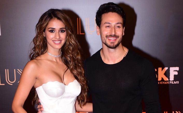 VIDEO: Disha Patani's Perfect Somersault Moment Has An 'Awesome' Tiger Shroff Treat To It!