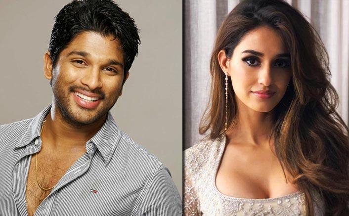 Disha Patani To Romance THIS Telugu Star In Upcoming Film Icon?