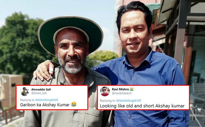 Doppelganger Alert: Akshay Kumar's Look-Alike From Kashmir Is STORMING The Internet!
