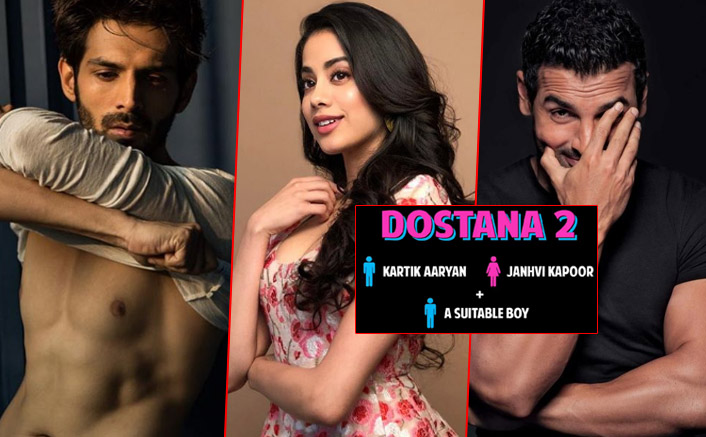 EXCLUSIVE: John Abraham To Be A Part Of Dostana 2 Starring Kartik Aaryan & Janhvi Kapoor?