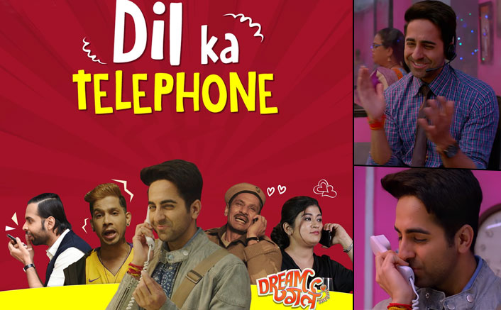 Dil Ka Telephone From Dream Girl: Ayushmann Khurrana With Female Voice & Feminine Expressions Is One Of Its Own Kind