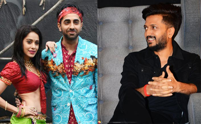 Dream Girl: Riteish Deshmukh To Groove On Tunes Of Marathi Hit Dhagala Lagali Kala With Ayushmann And Nushrat