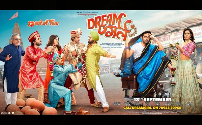 How's The Hype (Audience) Of Dream Girl?: This Ayushmann Khurrana Starrer Is Set For A 'Dream' Run!