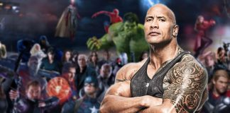 Dwayne Rock Johnson Roped In For MCU's Next ROCK?
