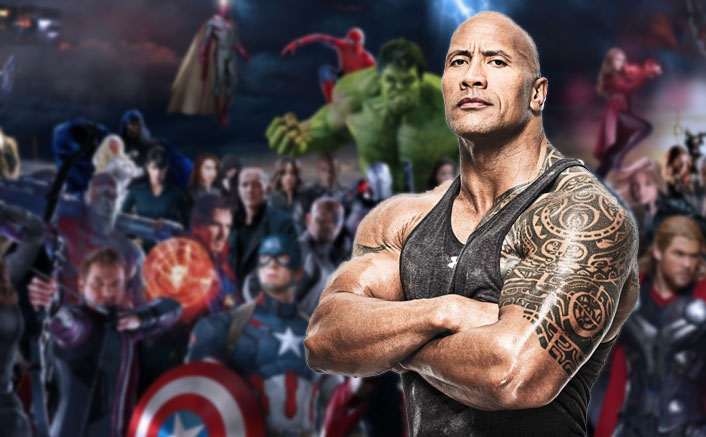 Dwayne Johnson Roped In To Play Superhero In MCU's Film? Deets Inside