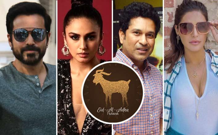 EID MUBARAK : Bollywood Celebs Take On Social Media To Wish Their Fans On The Auspicious Occasion Of 'Eid Al Adha'