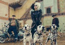 Emma Stone goes punk rock for 'Cruella'
