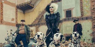 Emma Stone goes punk rock for 'Cruella'