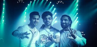 EXCLUSIVE! Aparshakti Khurana REVEALS Interesting Scoop About His Character From Street Dancer 3D