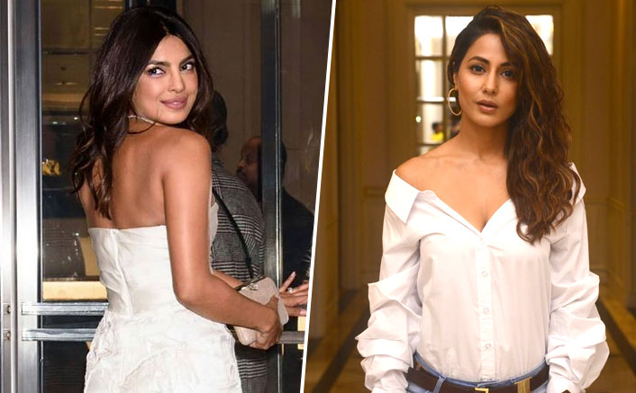 From Cannes To Representing India In New York - Hina Khan Taking The Global Icon 'Priyanka Chopra' Route!