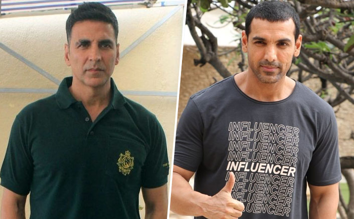 EXCLUSIVE: John Abraham & Akshay Kumar In Talks For A Collaboration?