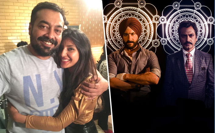 EXCLUSIVE! Sacred Games 2: Harshita Gaur Gets Candid About Working With Anurag Kashyap, Shares An Unseen BTS Pic