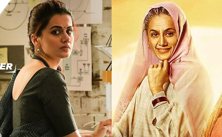 EXCLUSIVE! Taapsee Pannu Opens Up On The Stupendous Success Of Mission Mangal