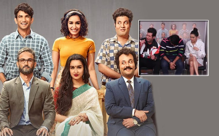 EXCLUSIVE VIDEO: Varun Sharma Ends Up Crying While Promoting Chhichhore With Sushant Singh Rajput-Shraddha Kapoor!