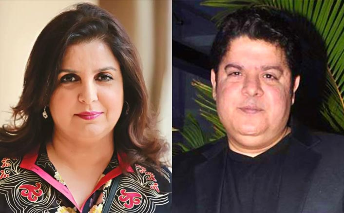 Farah Khan Gets Candid About The Sexual Harassment Accusations Hurled At Brother Sajid Khan