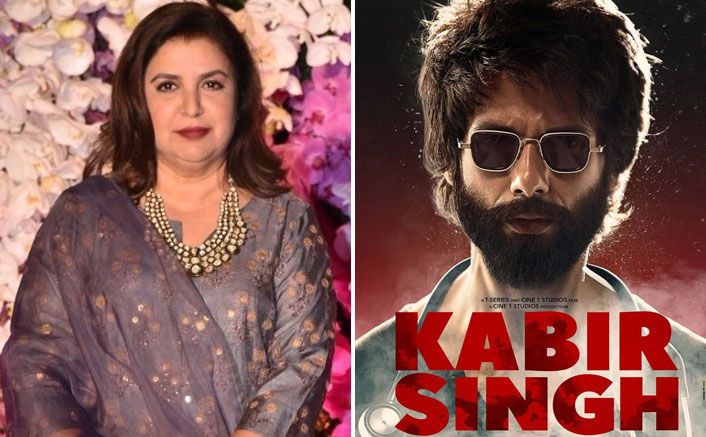 Farah Khan predicts the fate of Shahid Kapoor's Kabir Singh for this award season!