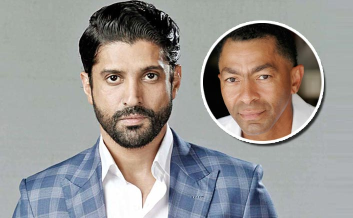 Farhan Akhtar feels privileged to learn under his boxing coach Darell Foster!