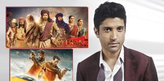 Farhan Akhtar Reacts To Sye Raa Narasimha Reddy Clashing With Hrithik Roshan & Tiger Shroff's War