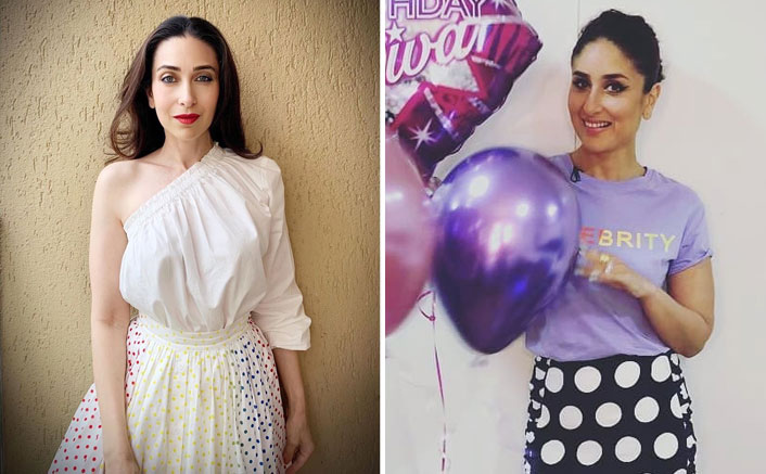 Fashion Face-off Between The Kapoor Sisters! Kareena Kapoor Khan Or Karisma Kapoor, Who Wore The Polka Dots Better? VOTE NOW