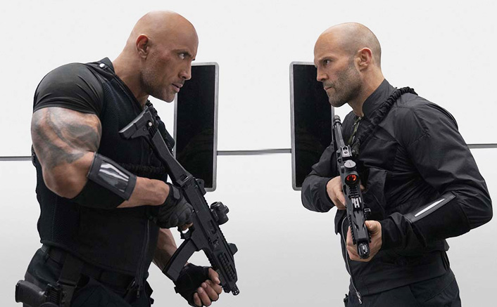 Box Office - Fast & Furious Presents: Hobbs & Shaw has a decent Tuesday