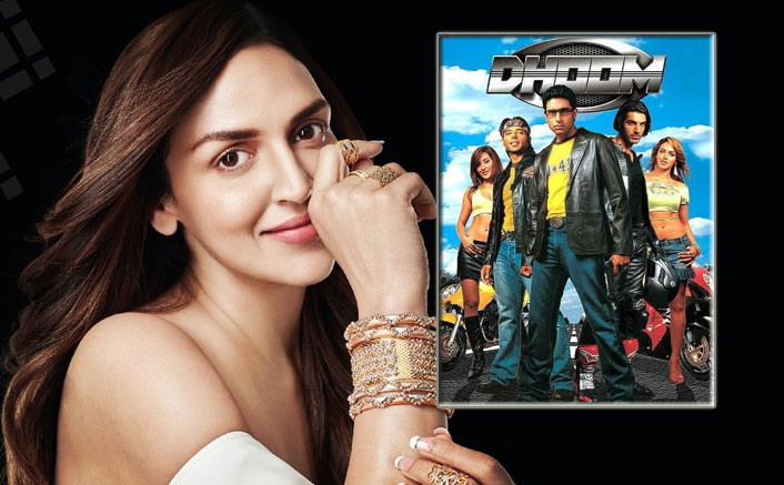 Feel proud being a part of 'Dhoom' says Esha Deol