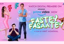 """Film """"Fastey Fasaatey"""" is now available on Amazon Prime"""