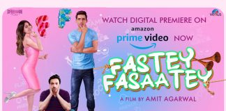 "Film ""Fastey Fasaatey"" is now available on Amazon Prime"