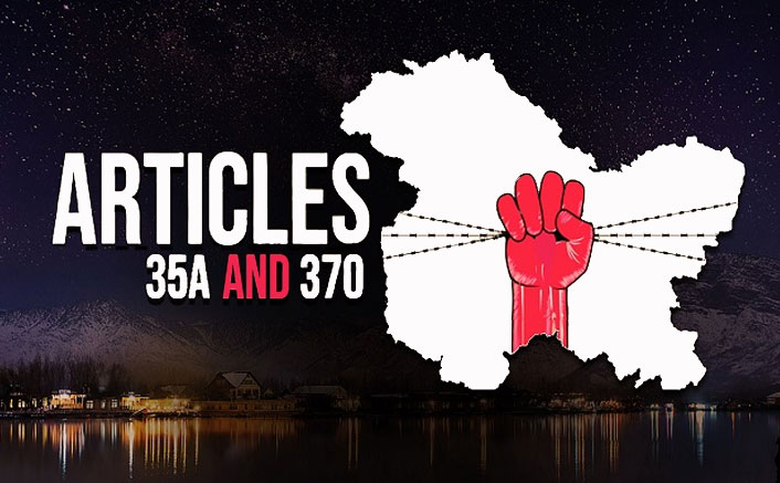 Now A Movie On 'Article 370'; Filmmakers Crowd Up To Register Titles Such As Kashmir Hamara Hai & More