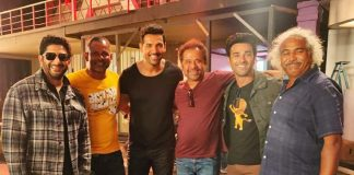 First schedule of 'Pagalpanti' wrapped up
