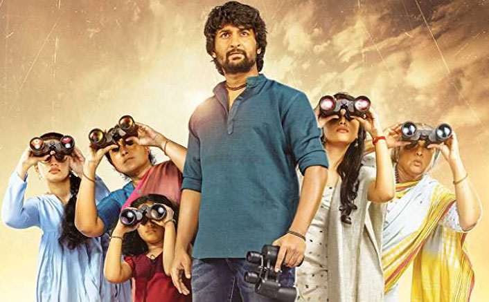 Gang Leader: Trailer Of Nani Starrer Comedy-Thriller Unveiled