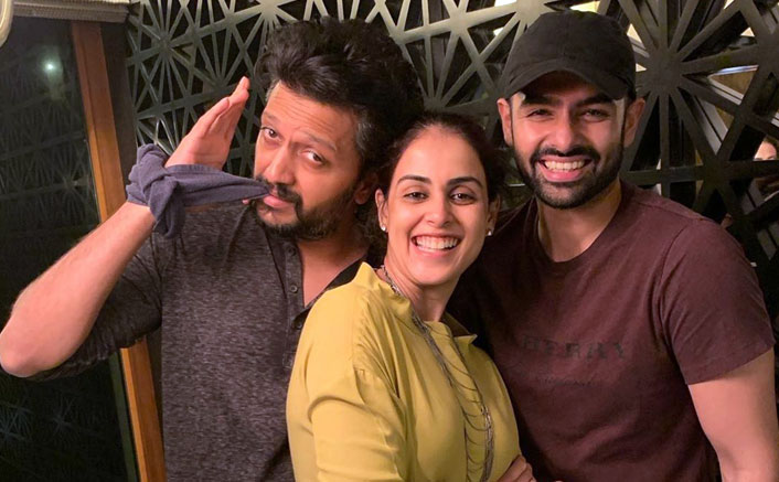 Genelia Deshmukh & Ram Pothineni Collaborating For Ready Sequel? Riteish Deshmukh REVEALS!