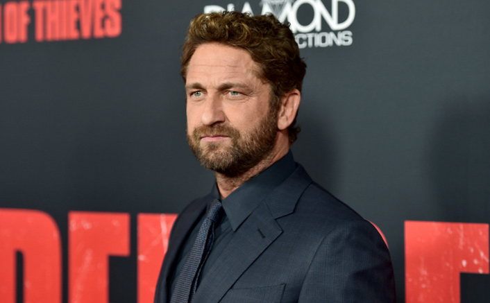 When Gerard Butler Forgot He Was Not Wearing An Underwear At Sister's Wedding