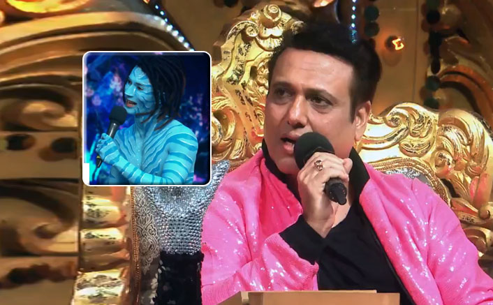 Govinda Gets Hurt After Seeing A Nach Baliye 9 Contestant's Avatar Act, Watch Video