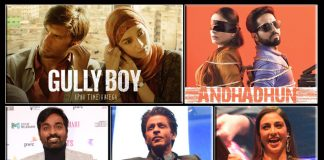 Gully Boy, Andhadhun bags big; as Tabu, Vijay Sethupathi and Shah Rukh walk off with top honours at IFFM Awards 2019