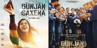 Gunjan Saxena The Kargil Girl: Janhvi Kapoor Is All Set To Give Wings To Her Dreams Of Flying High