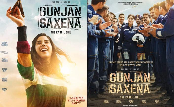 Gunjan Saxena The Kargil Girl: Janhvi Kapoor Is All Set To Give Wings To Her Dreams Of Flying High